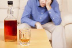Алкогольное опьянение - одна из причин увольнения