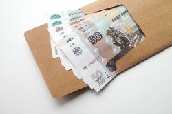 Заработная плата в конверте
