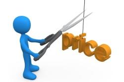 Снижение цены - инструмент стратегии в издержках