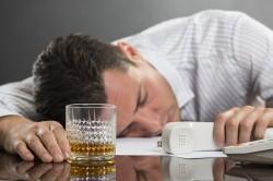 Алкоголь на рабочем месте - причина увольнения