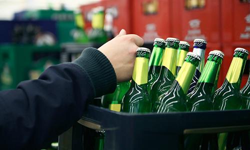 Торговля пивом от ИП