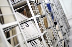 Хранение личных дел в архиве