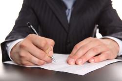 Составление заявления предпринимателем о банкротстве