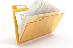 Пакет документов для личного дела