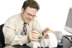Ревизия документов в бухгалтерии