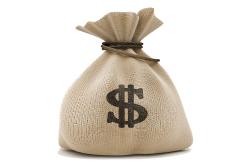 Зависимость выплат от выручки компании