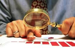 Проверка финансовых отчетов
