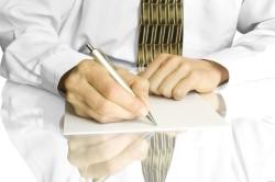 Написание заявления на увольнение