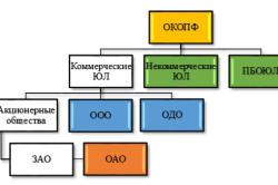 Иерархическая схема классификаторов