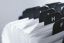 Классификационный реестр