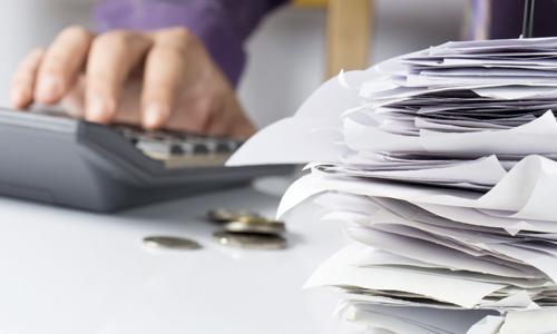 Расчет налогов ИП