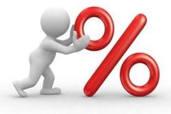Расчет процентов