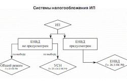 Системы налогообложения ИП