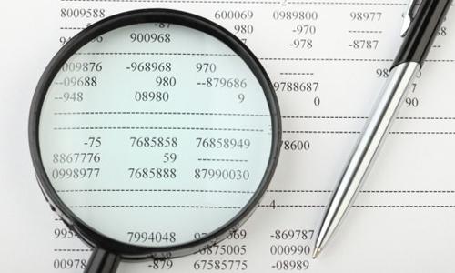 Заполнение бухгалтерского баланса предприятия