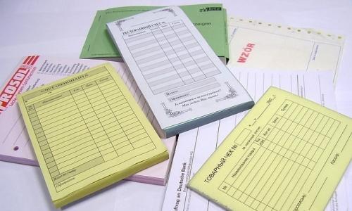 Использование бланков строгой отчетности для ИП
