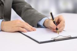 Оформление документов для ликвидации предприятия