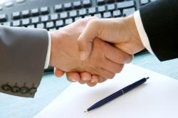 Подписание трудового соглашения