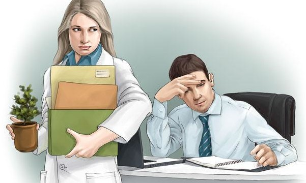 спросил Нарушение процедуры увольнения влечет восстановление протяжении многих