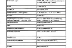 Перевод с расчетного счета ООО на карту физ. лица